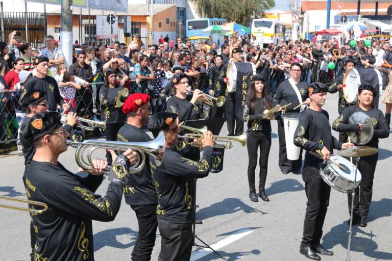 Jacareí terá desfile virtual de 7 de setembro