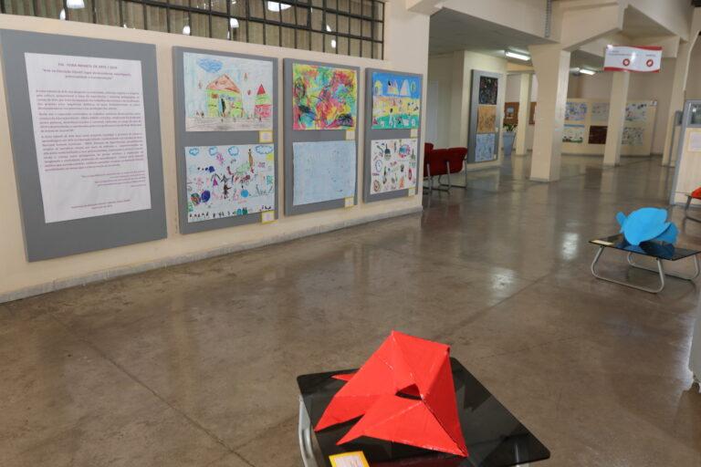 Professores de Jacareí apresentarão Boas Práticas em Feira Infantil de Arte
