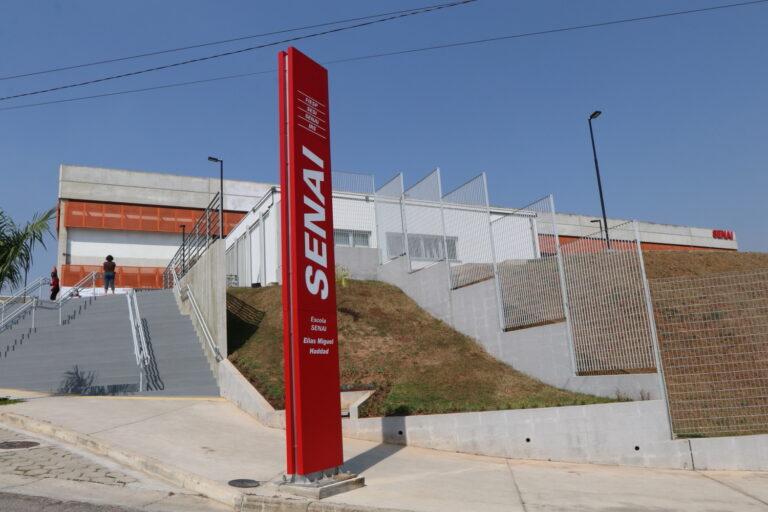 Senai inaugura novas instalações em Jacareí