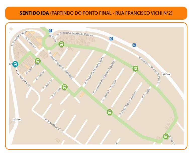 Residencial Santa Paula passa a ser atendido por ônibus do transporte coletivo