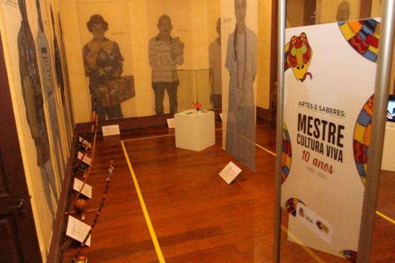 Exposição no Museu de Jacareí homenageia os Mestres Cultura Viva