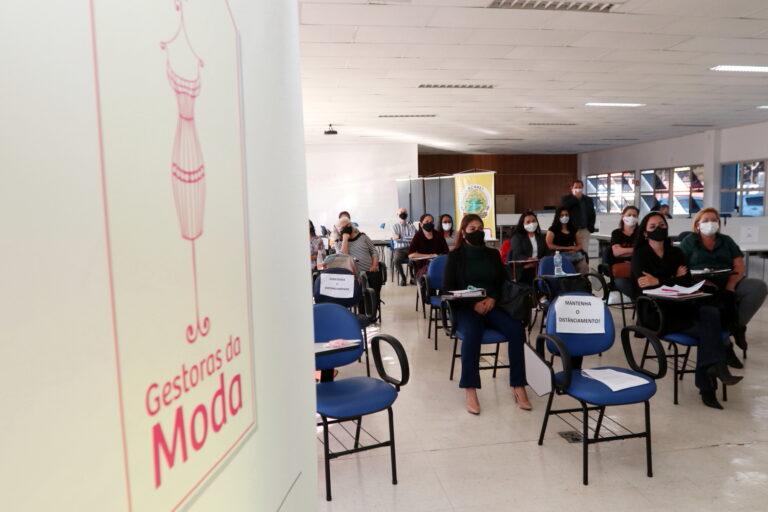 Programa Gestoras da Moda abre 60 vagas para sua terceira edição em Jacareí