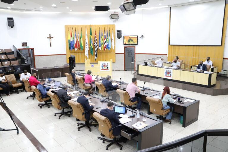 Vereadores de Jacareí aprovam quatro projetos na sessão de quarta-feira